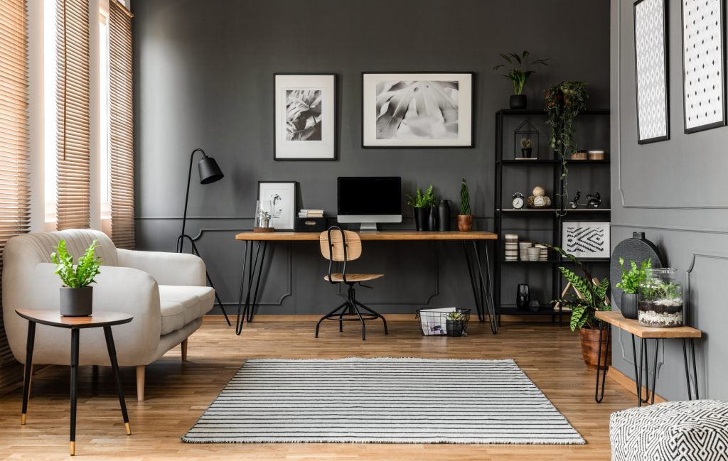 How To Design A Home Office Layout That Ll Improve Your Productivity